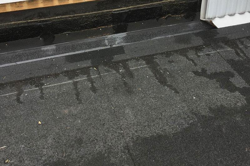 Huopakaton korjaus, paikkaus ja saumaus